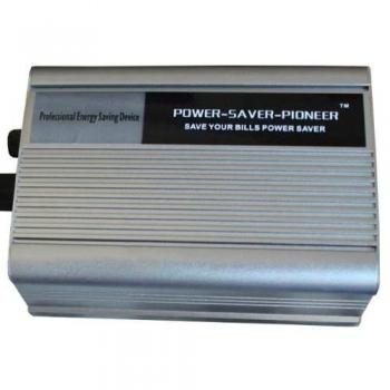 Ahorrador De Electricidad 30kw Carcasa Metálica