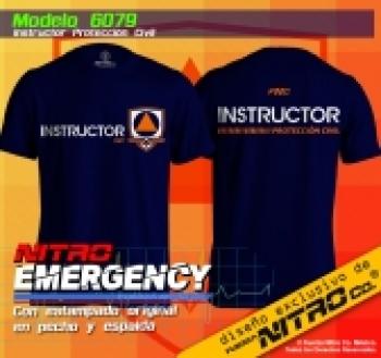 6047 Sudadera Emergencia