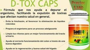 Semilla de brasil | D-TOX CAPS