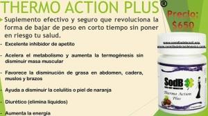 Semilla de brasil | THERMO ACTION PLUS