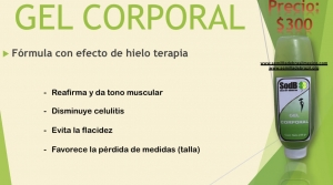Semilla de brasil | GEL CORPORAL