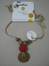Collar Etno Mama Necklace Red