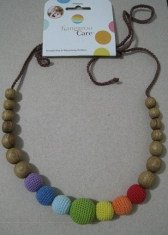 Simple Rainbow Necklace