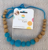 Solid Color Necklace Turquoise