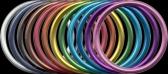 Anillas Sling Rings Grandes varios colores
