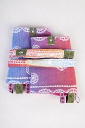 Carrier Pads Lenny Lamb Rainbow Lace