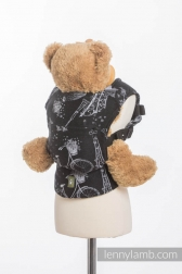 Mochila para muñecos Lenny Lamb City of Love Night