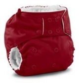 Rumparooz one size pocket diaper Scarlet