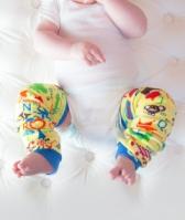 Baby Legs ABC