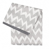Tapete Splat Mat Gray Chevron
