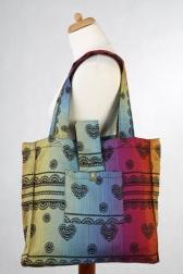 Shoulder Bag Lenny Lamb Rainbow Lace
