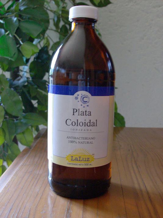 PLATA COLOIDAL