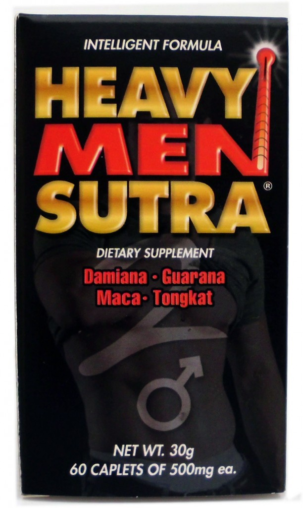 HEAVY MEN SUTRA