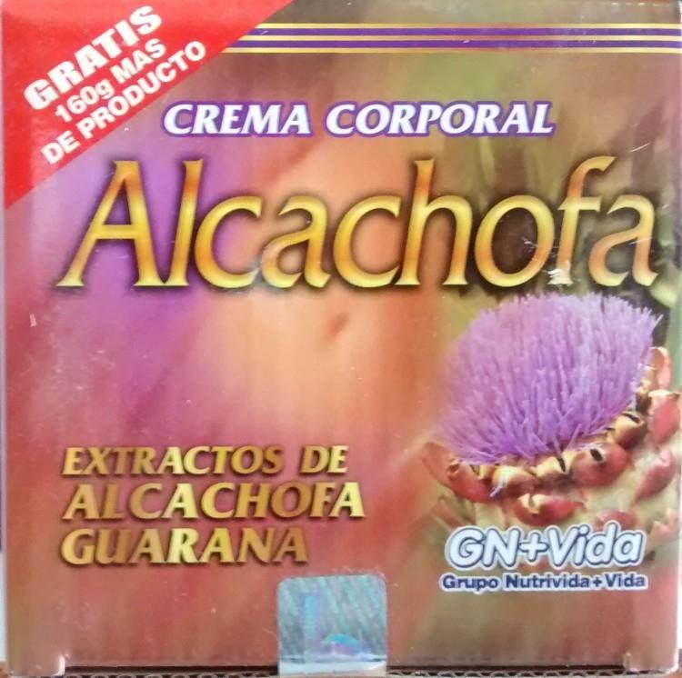 ALCACHOFA CREMA CORPORAL