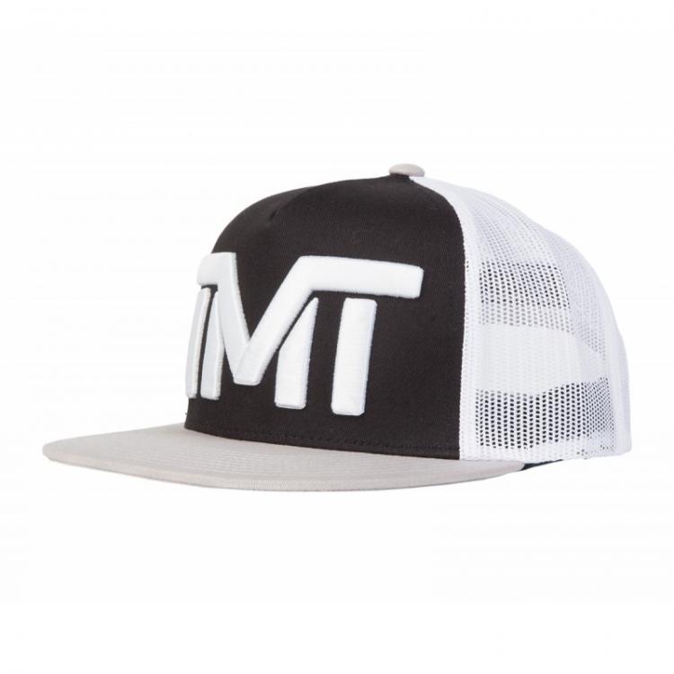 Gorra TMT South Beach Neg/Bco