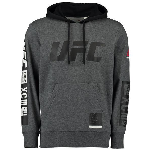 Hoodie UFC Fan Logo