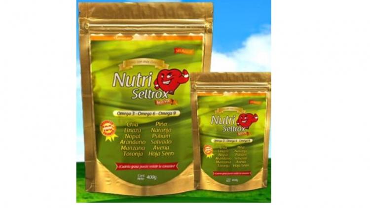 Nutri seltrox fibra