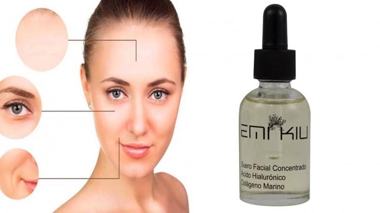 Serum Facial Acido hialuronico