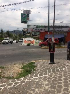 Terreno en Huixquilucan de 1500 M2