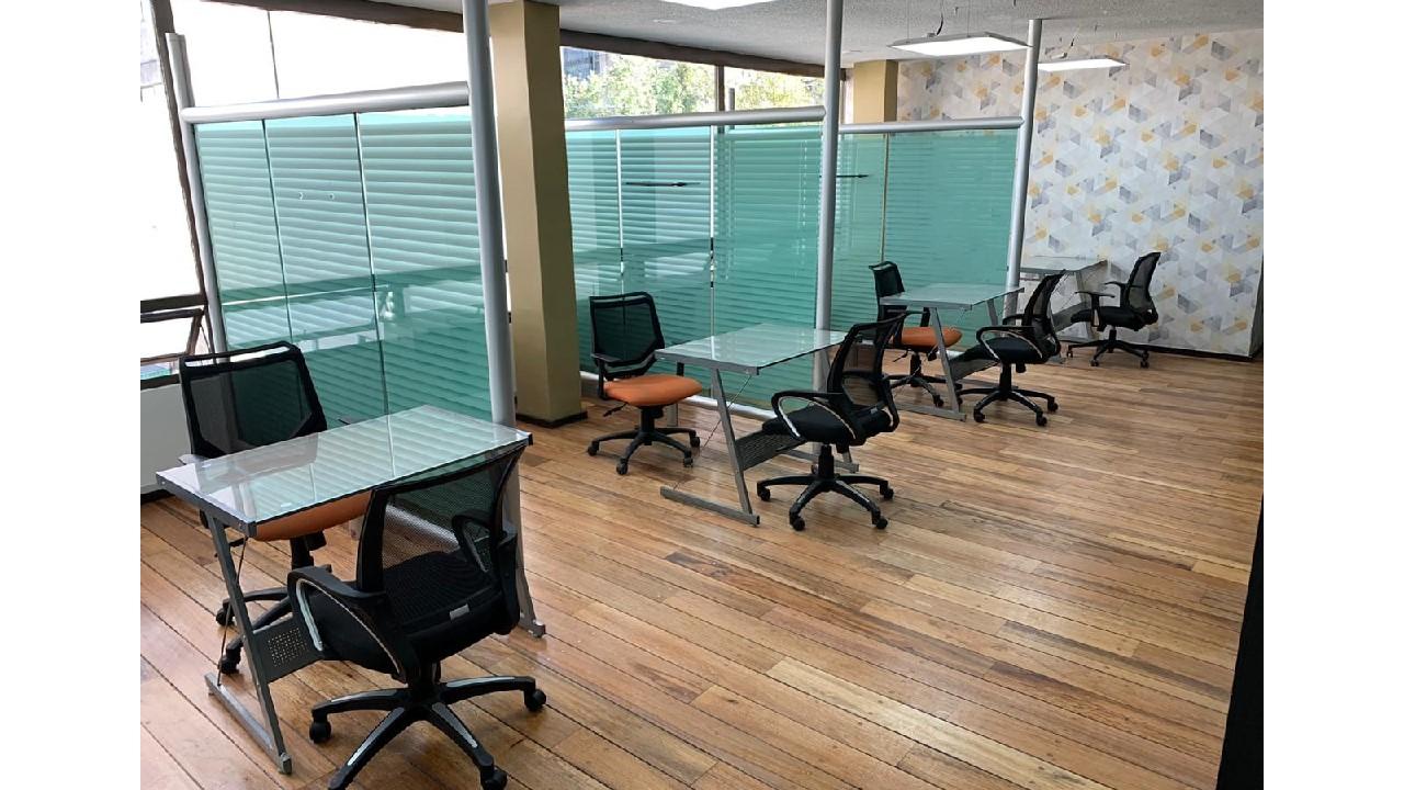 Tenemos Oficina en Hipodromo Condesa de 120 M2
