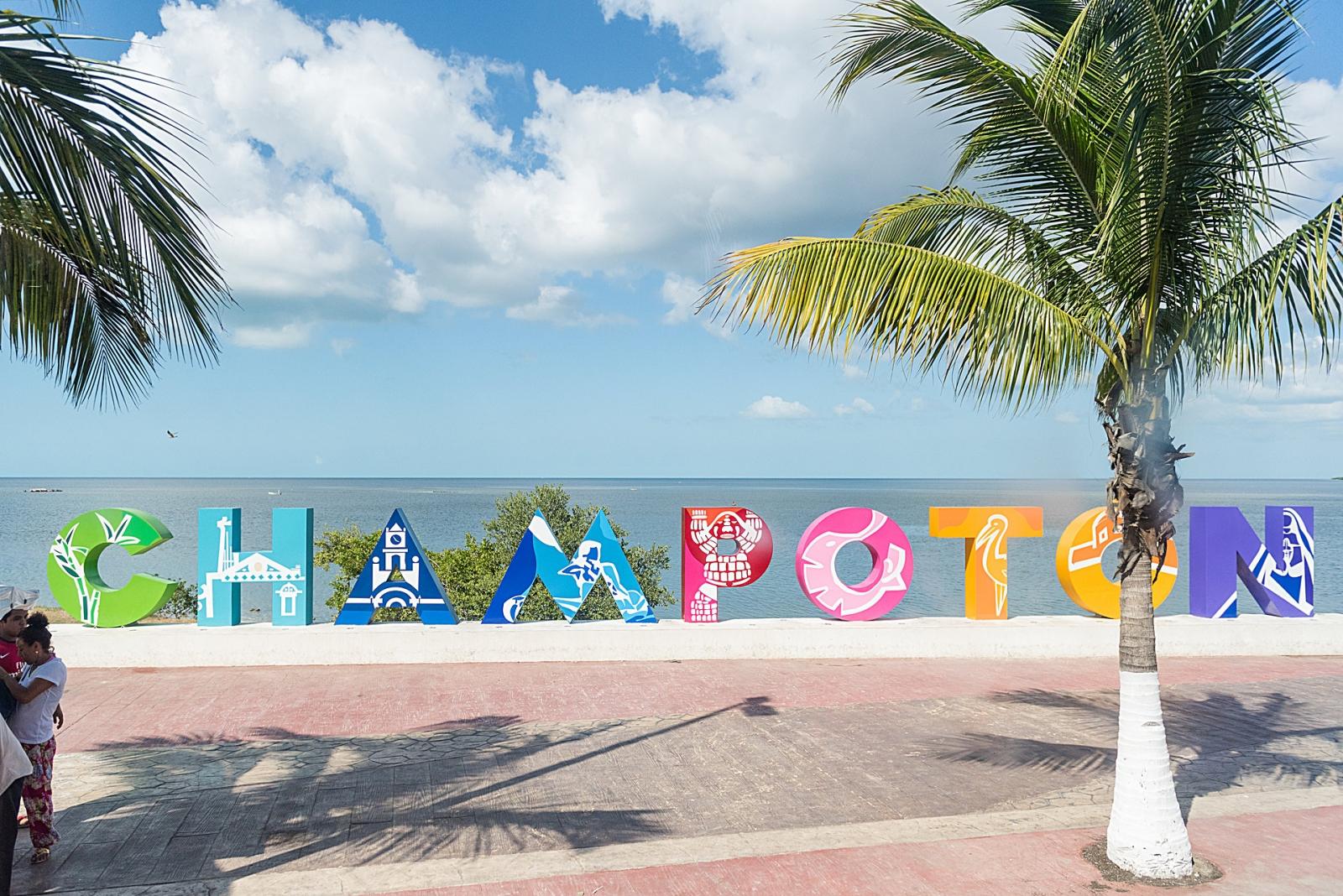 Terreno en Campeche de 14,000MTS Cda del Carmen