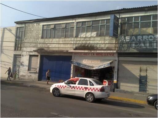 Terreno en Venta Ave. Emilio Cardenas Tlalnepantla Edo de México